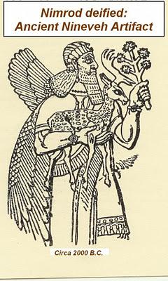 Nimrod, quien llegó a ser el primer poderoso en la tierra (Génesis 10:8).