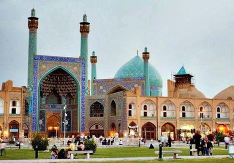 Mezquita-musulmana-Iran