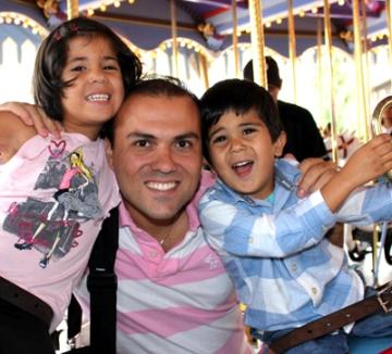 Saeed-Abedini-hijos