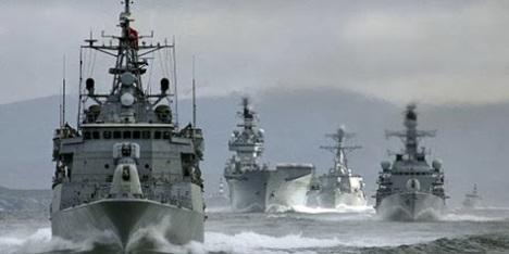 La guerra en Siria amenazaba en convertirse en un conflicto de mayores proporciones cuando las potencias del mundo tomaron partido. Buques de guerra rusos navegaron por aguas del Mediterraneo, con la misión de explorar y recoger información sobre la escalada del conflicto armado en el país árabe.